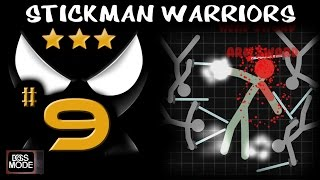 """Stickman Warriors [Ep09] ► """"The Giant - all stars."""" - NO COMMENTARY Playthrough on Android"""