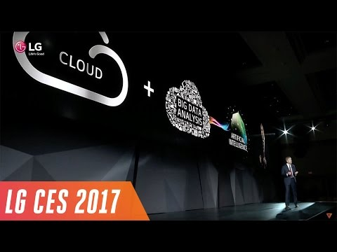 LG's CES event 2017 in 9 minutes