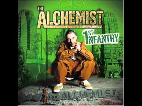 The Alchemist - Hold U Down (instrumental)