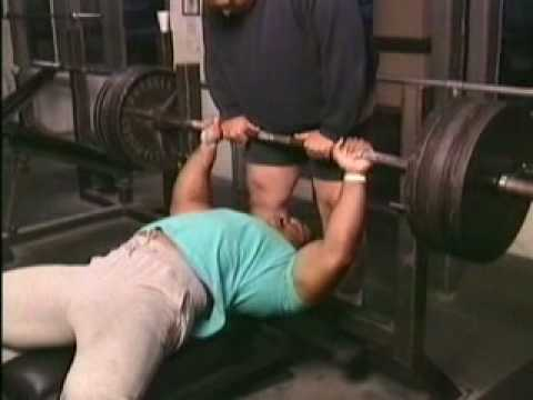 Image result for ct fletcher bench record