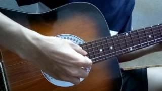 Bởi vì em hết yêu anh Guitar cover