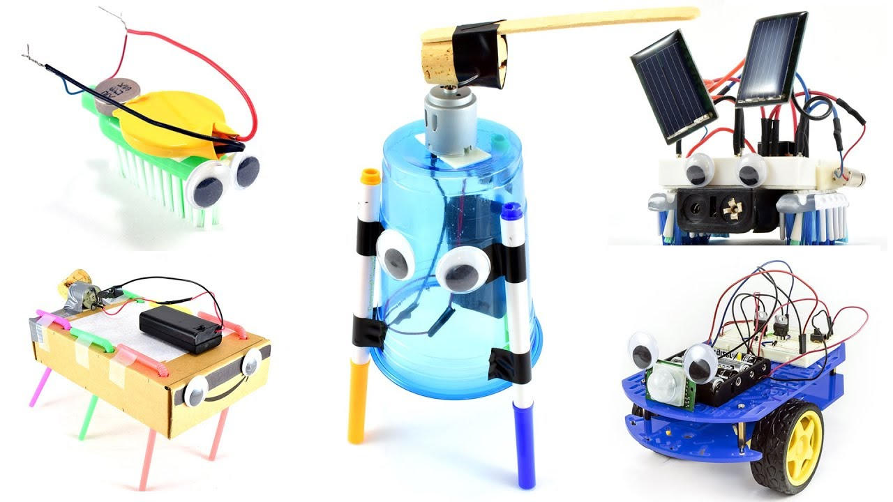 Robotics Science Projects