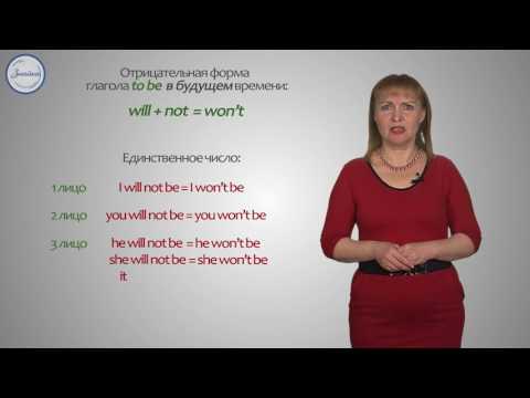 Английский язык 6 класс. Глагол-связка To Be в прошедшем  и  будущем времени