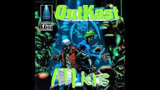 OutKast | ATLiens - 14 - 13th Floor/Growing Old [Instrumental]
