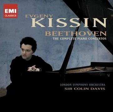Evgeny Kissin plays Beethoven Piano Concertos - Colin Davis