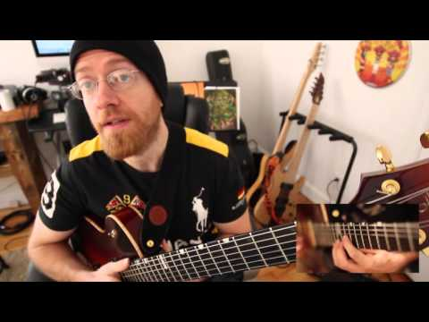 Lick of the week 7 King Crimson's Larks Tongue in Aspic part 1
