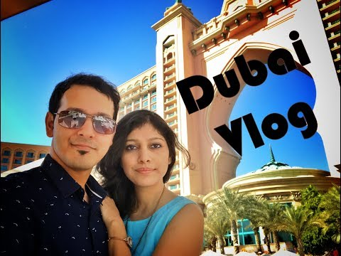 Dubai Travel Vlog 2017. Atlantis the palm | Burj Al Arab | Desert Safari
