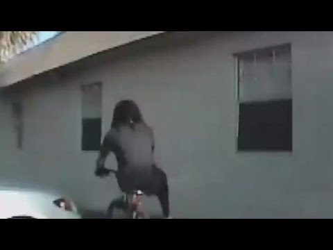 Video captures officer shooting unarmed man