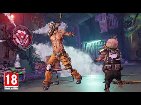Borderlands 3 – Mayhem is Coming to Steam