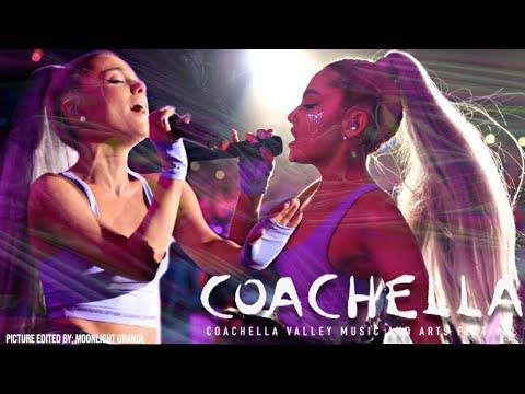 Ariana Grande - Sexual Healing (Live From Coachella) (Audio)