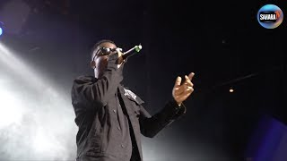 SARKODIE Performs LIVE At #OneAfricaMusicFest #NYCshutdown
