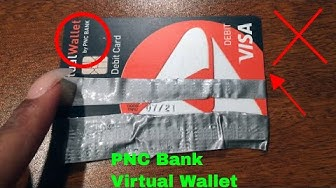 ✅  PNC Bank Virtual Wallet - Visa Debit Card Review ?