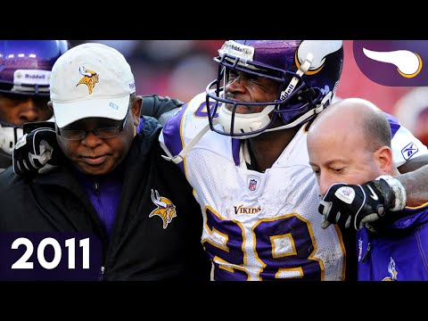 Vikings vs. Redskins (Week 16, 2011) Classic Highlights