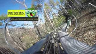 Gatlinburg Mountain Coaster: New Promotional