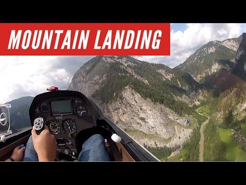Glider outlands in Alpine Valley