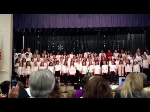 Christmas Time. Linkhorn Park Elementary School.