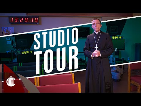 A Tour of America's Catholic Television Network