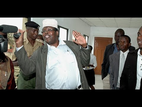 Police barred from filing any case against Miguna after failing to release him