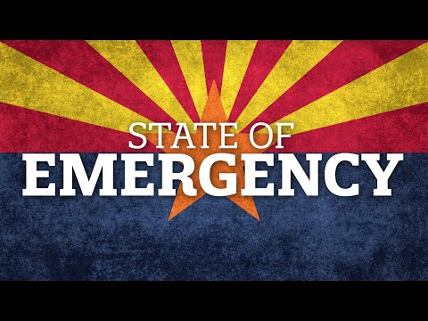 Arizona Governor Sends Troops to the Border as He Declares State Of Emergency!
