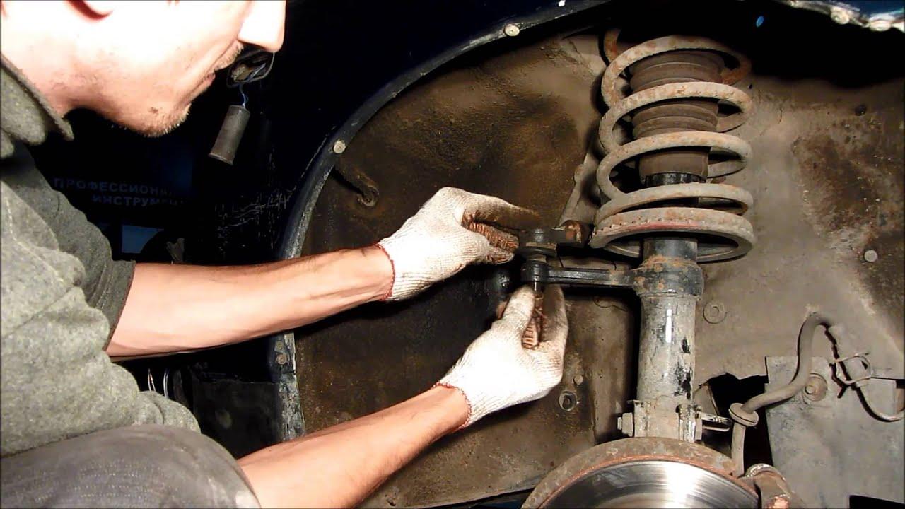 3 май 2015. Как меняется рулевой наконечник на автомобиле ваз 2108 2115, калина. Достаточно ли заменить наконечник рулевой тяги? .