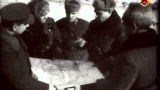 Перелом. Хроника Победы. Клинско-Солнечногорская оборонительная операция.