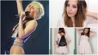 Get Ready With Me ♥ Miley Cyrus Concert Thumbnail