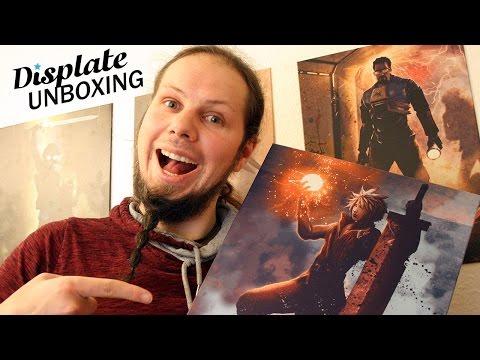 Displate Unboxing and Review - Fantastic Gaming Artwork