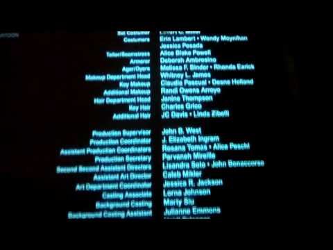 Spongebob movie sponge out of water credits and last cutscene