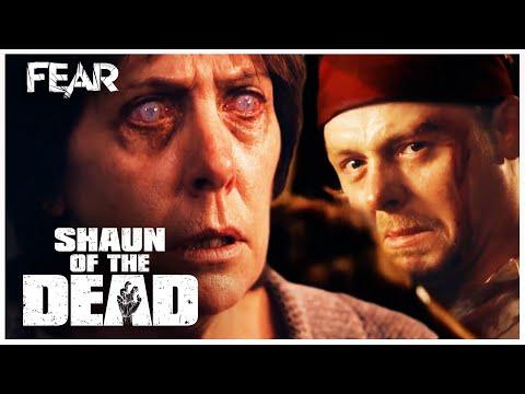 Shaun Kills His Mum | Shaun Of The Dead