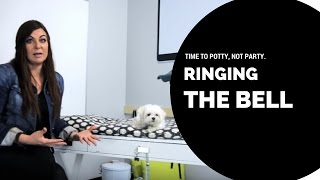 Teach Your Dog to Ring a Bell to Go Outside