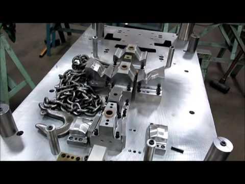 YCM NSV 102A Cutting 4140 378 IPM