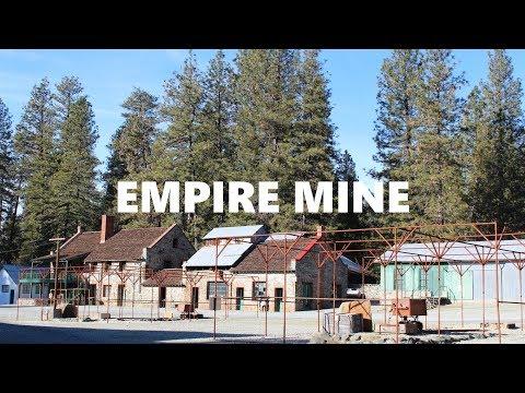 Visiting Empire Mine State Historic Park