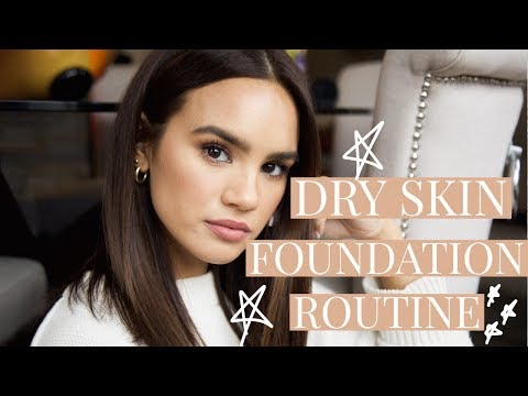 Foundation Tutorial for Dry Skin + Eczema! | DACEY CASH thumbnail