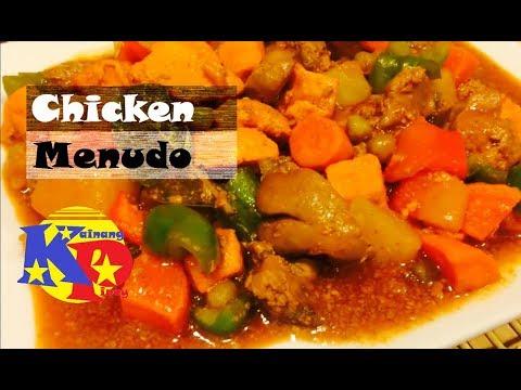 Chicken Menudo