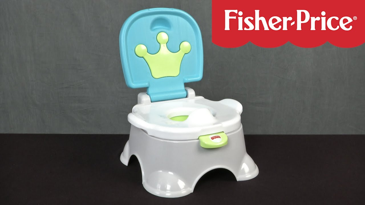 Royal Stepstool Potty from Fisher-Price : potty chair step stool - islam-shia.org