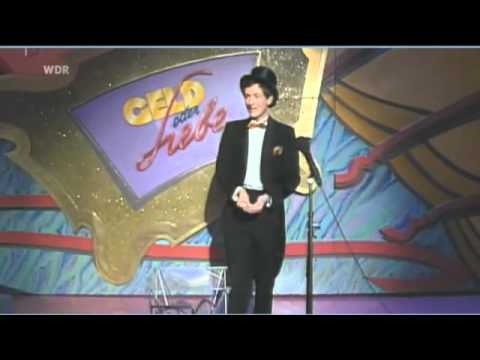 Eckart von Hirschhausens erster Fernsehauftritt - Geld oder Liebe