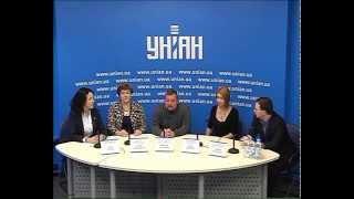 """презентація проекту """"Відкрита школа історії"""" 30.10.2015"""