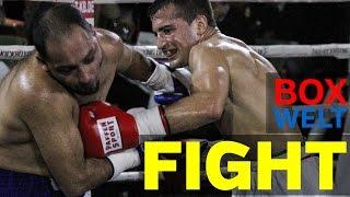 Sebastiano Lo Zito vs Josef Holub - 4 rounds Super Middleweight - 28.12.2016 - Gildehaus Luechow