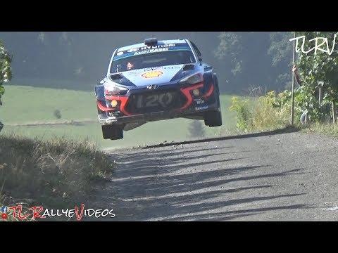 Best of Thierry Neuville-Nicolas Gilsoul WRC ADAC Rallye Deutschland 2018 by TLRV [HD]