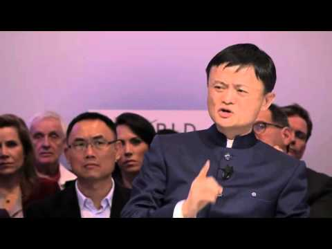 ●Jack Ma's● interview with Charlie Rose 2015 [HD]