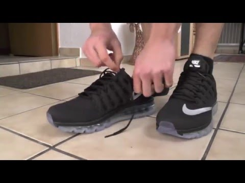 best sneakers 344f5 90e5b Nike Air Max 2016 VS Air Max 90 Essential - YouTube