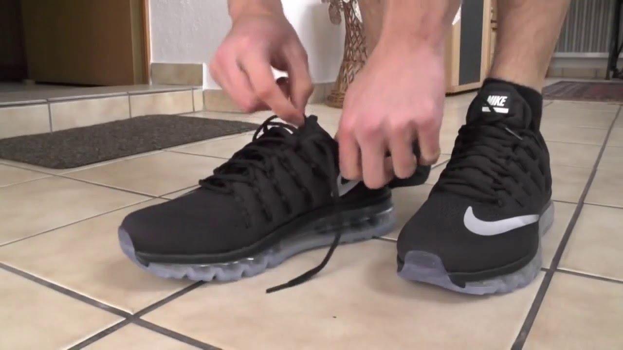 Nike Air Max 2016 Mens On Feet