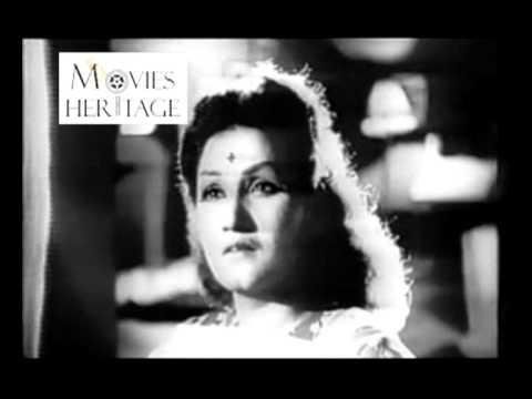 Chandani Raate - Dupatta (1952) - Old Bollywood Classic Songs