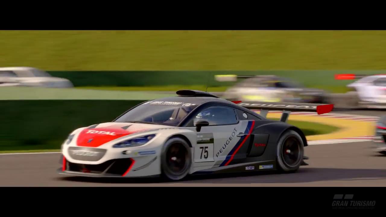 GT Sport Peugeot RCZ Gr.3 - YouTube