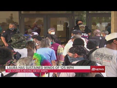 Port Arthur Mayor: Get Out Before Hurricane Laura Arrives