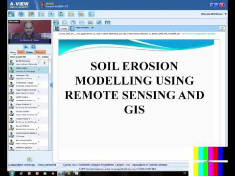 RS GIS Application in soil Erosion Modeling and WS Prioritization