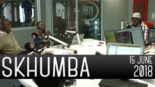 Skhumba talks about the elderly and dentures