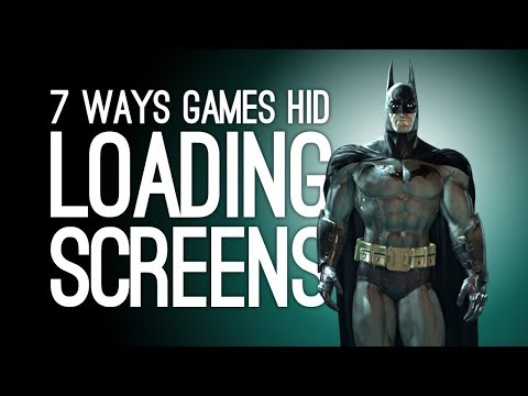 7 Weird Ways Games Disguised Loading Screens