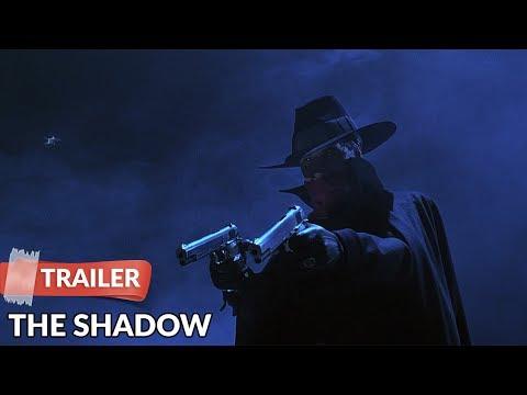 The Shadow 1994 Trailer | Alec Baldwin | Penelope Ann Miller