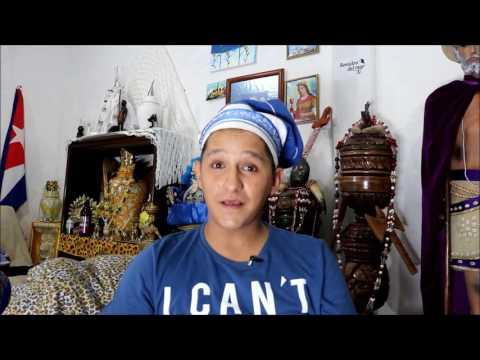EL AHIJADO Y EL PADRINO RELIGÍON YORUBA